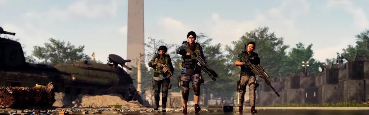 [Стрим] Tom Clancy's The Division 2 - Команда GoHa.Ru вновь встанет на защиту человечества