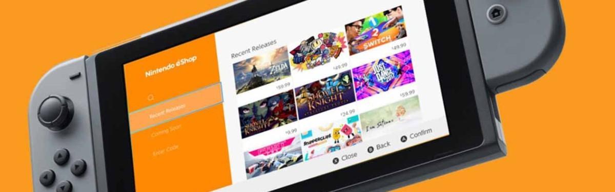 Nintendo повысит стоимость своих игр в eShop