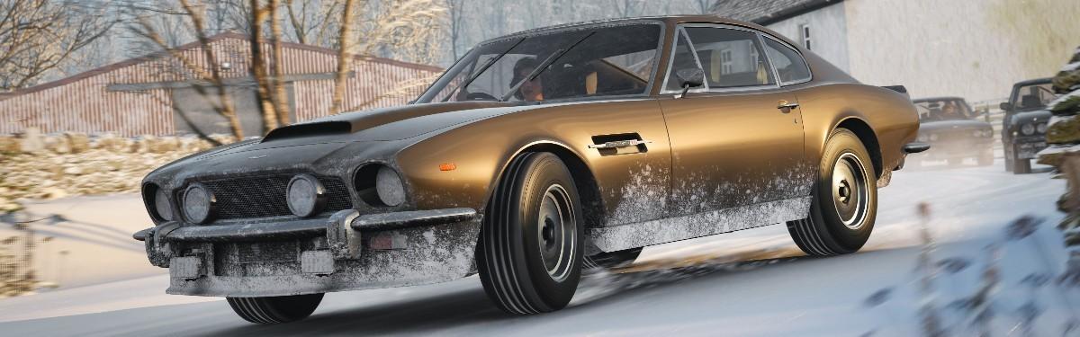Времена года в Forza Horizon 4 будут меняться раз в неделю