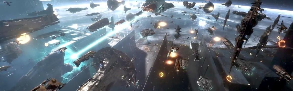 [GDC 2019] Разработчикам EVE: Aether Wars удалось провести сражение с более чем 14 000 участников