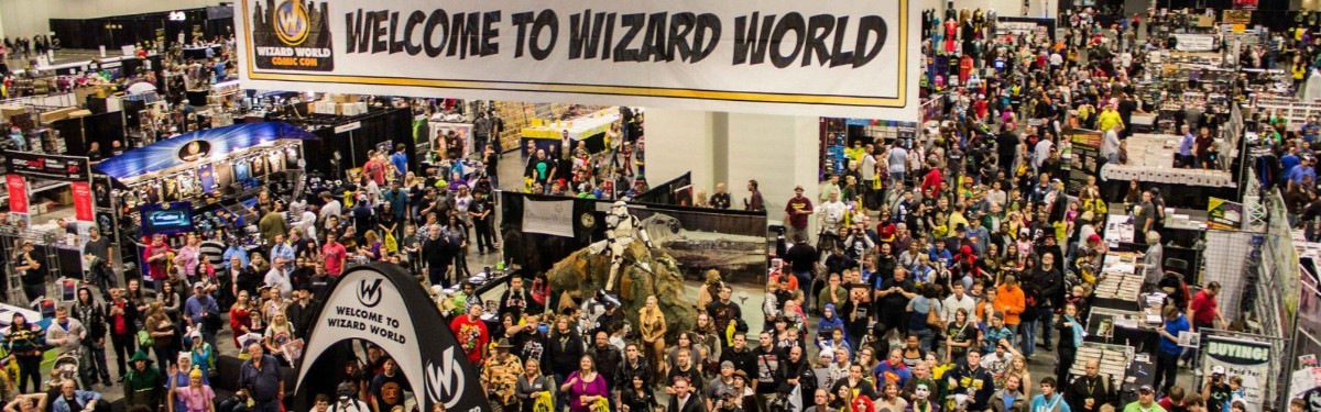 Организатор шоу Wizard World переименован в Wizard Entertainment