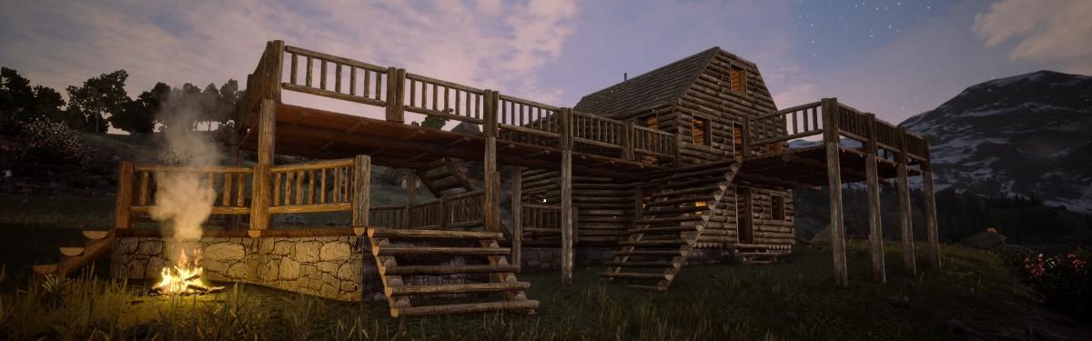 Outlaws of the Old West - Новая выживалка уже в раннем доступе