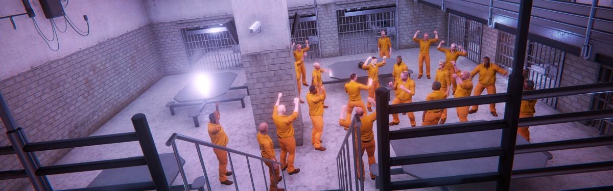 Prison Simulator - Один из самых безумных симуляторов