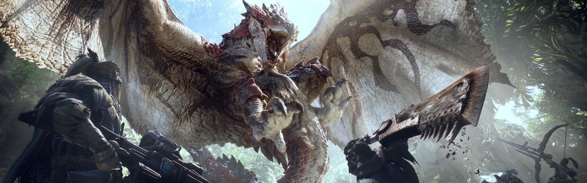 Серии Monster Hunter исполнилось 15 лет (видео)