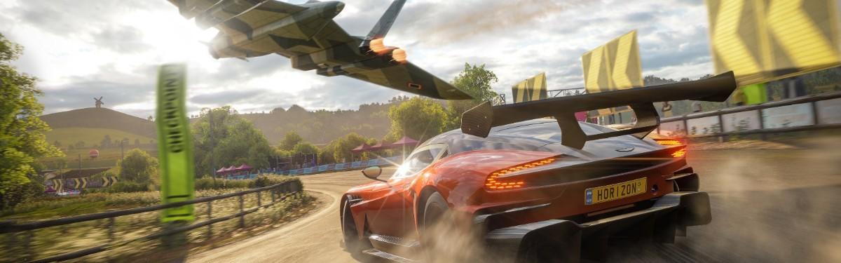 Состоялся релиз Forza Horizon 4