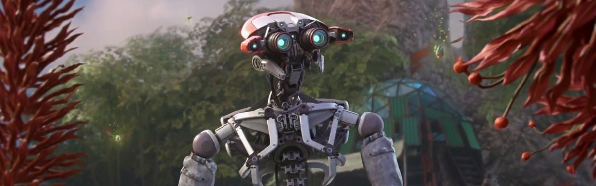 Stormland - Робот познает мир