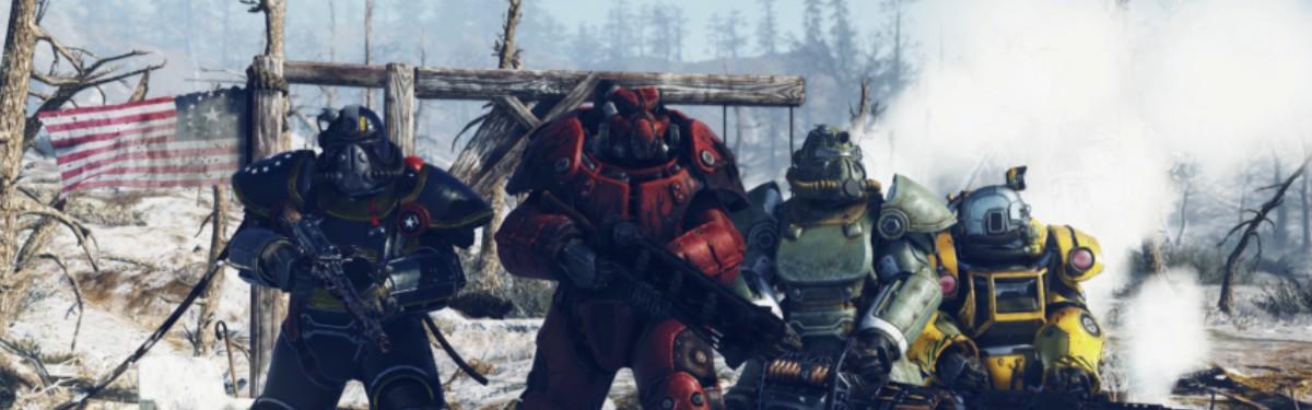 Fallout 76 - Порция новых подробностей об игре