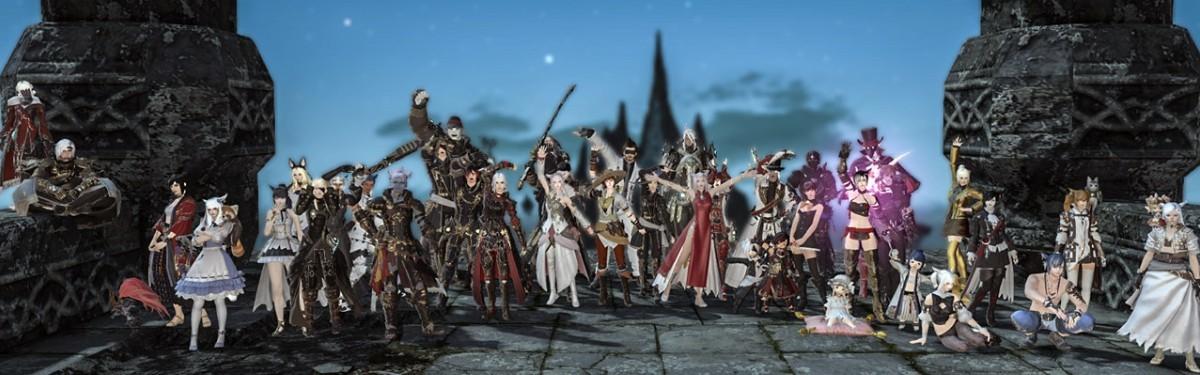 Final Fantasy XIV получил мобильное приложение