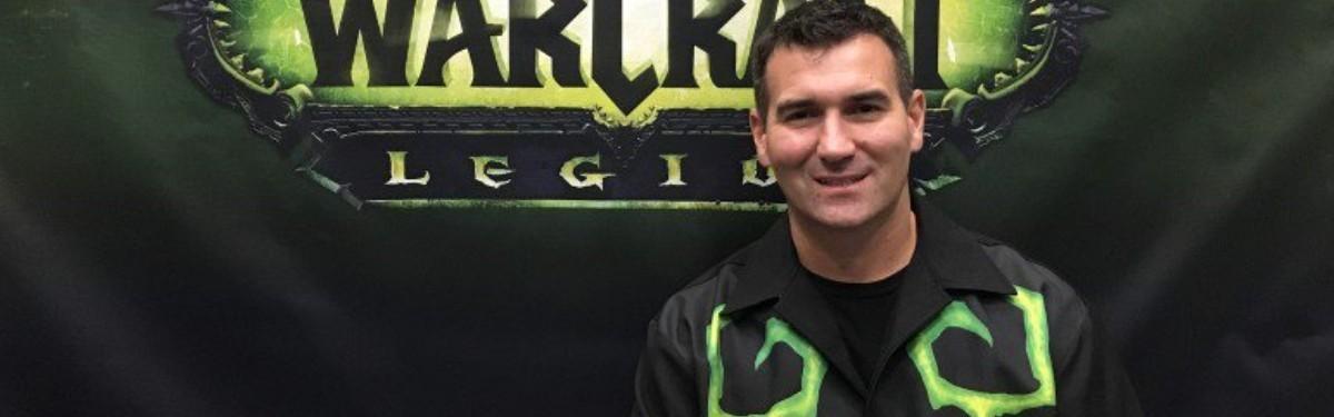 Брайан Холинка вернулся в команду World of Warcraft