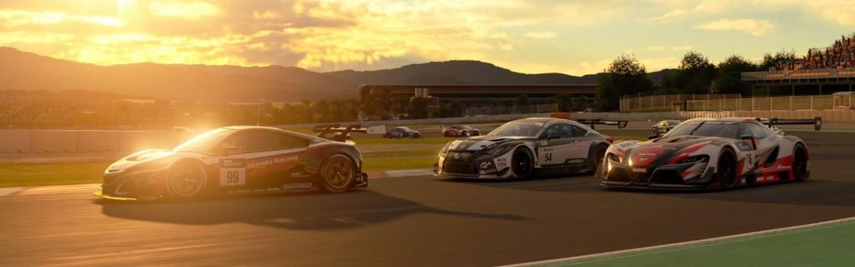 В GT Sport была добавлена трасса Circuit de Barcelona-Catalunya