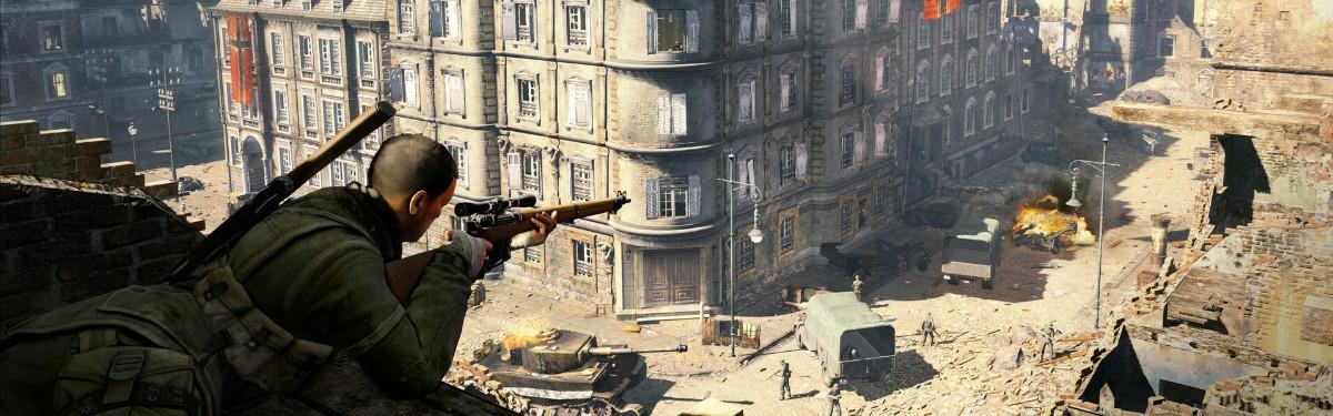 Sniper Elite V2 - Первые изображения обновленной версии