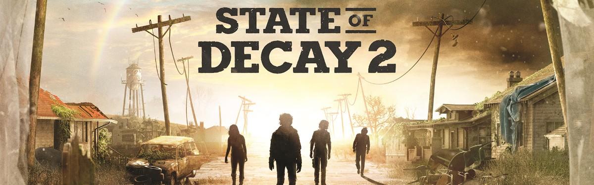 [X018] Бесплатное обновление для State of Decay 2