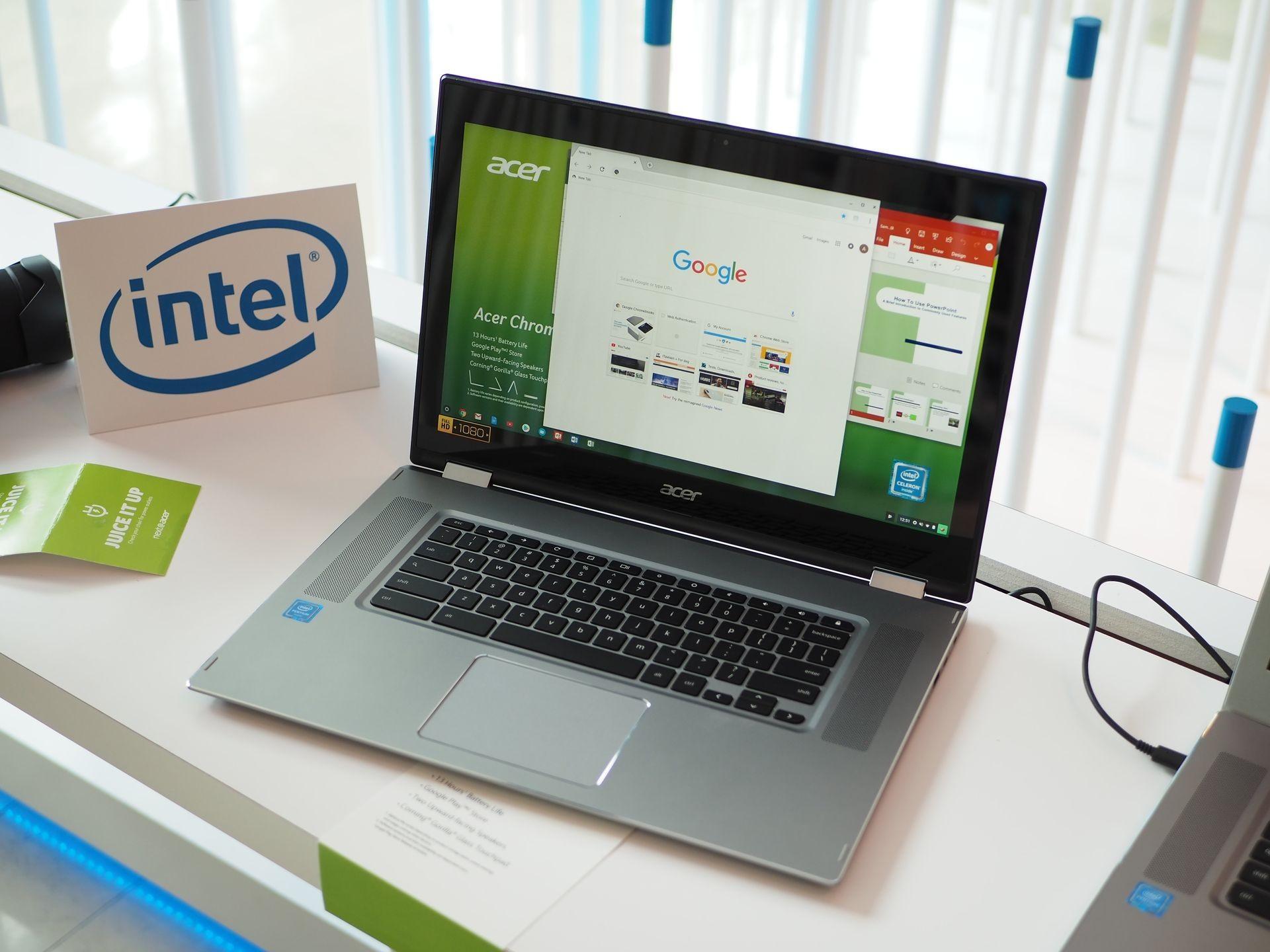 Игровой ноутбук Acer Predator Helios 500 базируется насамом мощном чипе Intel