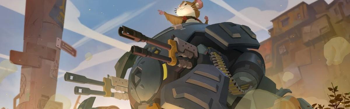 Overwatch - Стала известна дата выхода Тарана