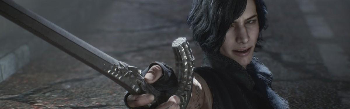 Devil May Cry 5 - V в новом геймплейном ролике