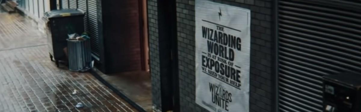 Harry Potter: Wizards Unite — Разработчики рассказали об игре и показали немного геймплея