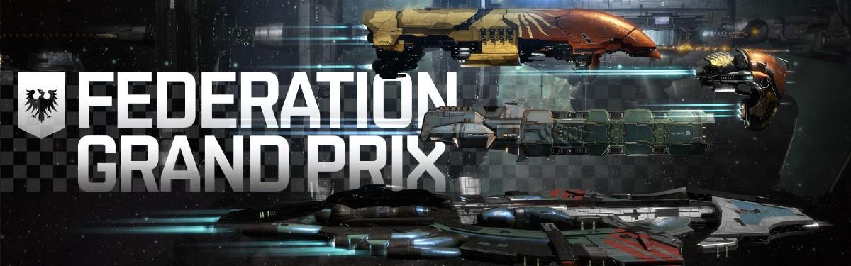 EVE Online - Началось событие «Federation Grand Prix»