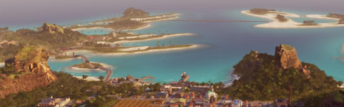 Tropico 6 - Первые полчаса геймплея в новом видео