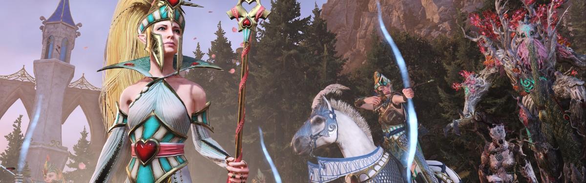 Total War: WARHAMMER II - Описание патча  Resurgent  и DLC The Queen & The Crone