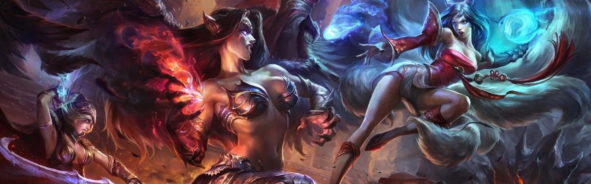 Стрим: League of Legends - Пробиваем дно