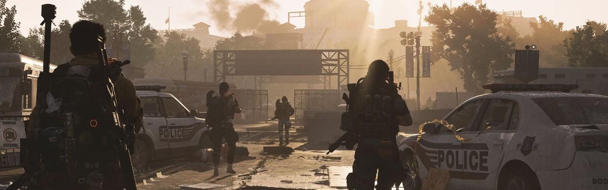 "Tom Clancy's The Division 2 - Разработчики исправили ""вылеты"" клиента"