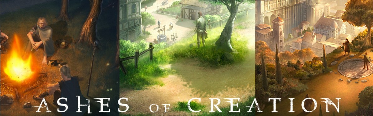 Ashes of Creation - интересная информация из подкаста с директором проекта