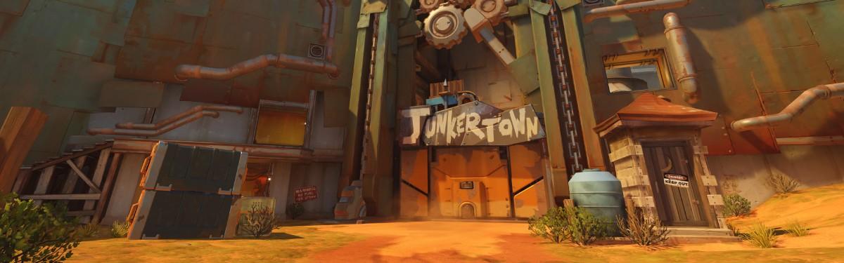 [Слухи] К сражениям в Overwatch присоединится Королева Джанктауна
