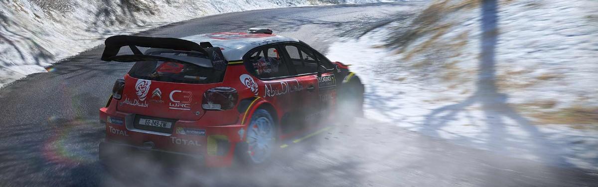 Раллийный симулятор WRC 8 выйдет в сентябре