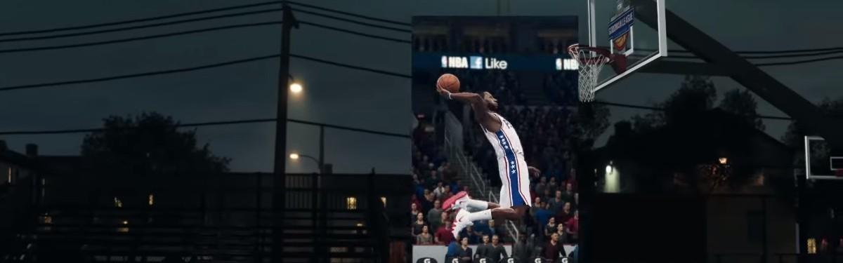 [E3-2018] Анонсирован NBA Live 19