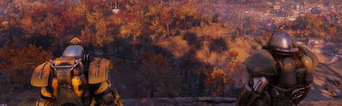 Fallout 76 - Главной задачей является устранение технических проблем