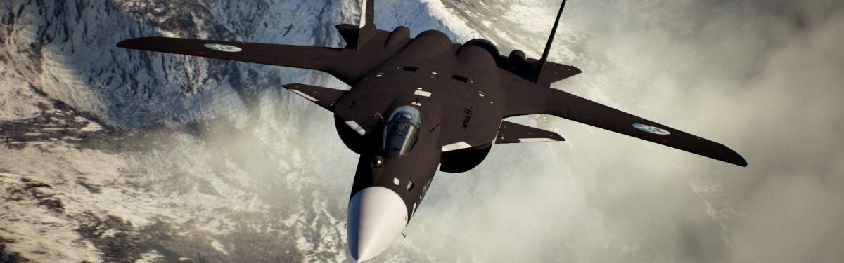 [Стрим] Ace Combat 7: Skies Unknown - первым делом - самолеты!