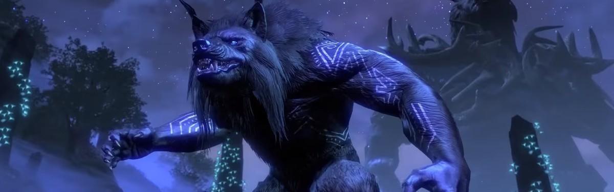 [QuakeCon-2018] The Elder Scrolls Online - Новый трейлер дополнения Wolfhunter
