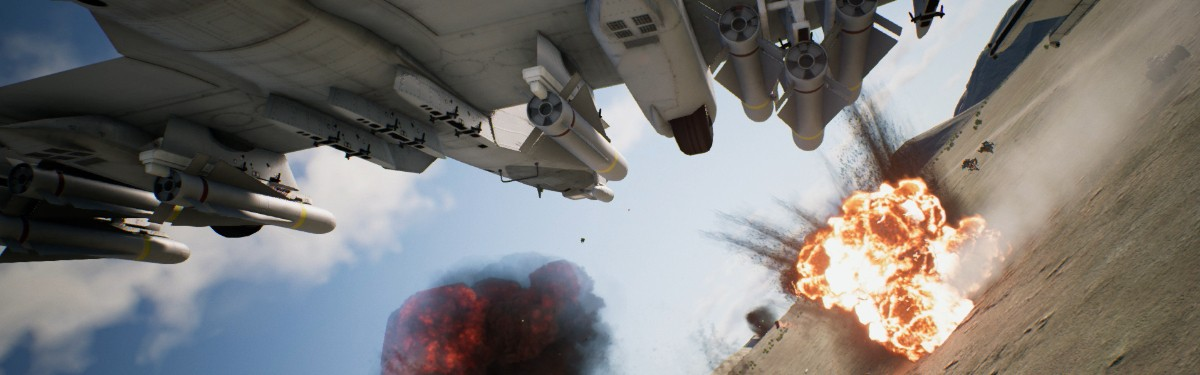 Ace Combat 7: Skies Unknown - Возможности кастомизации
