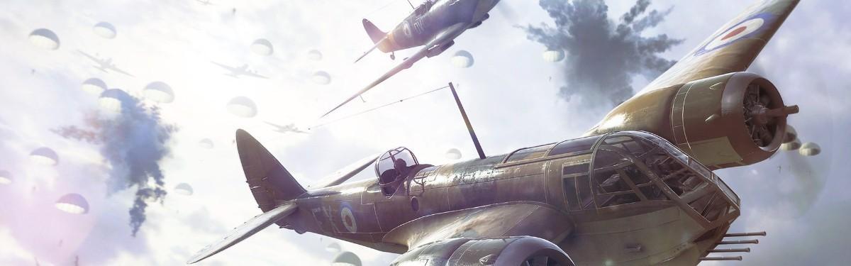 Battlefield V - Первые детали режима Airborne