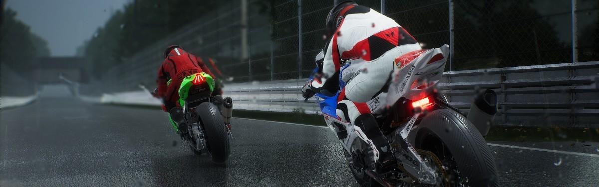 Геймплей мотогоночного симулятора Ride 3