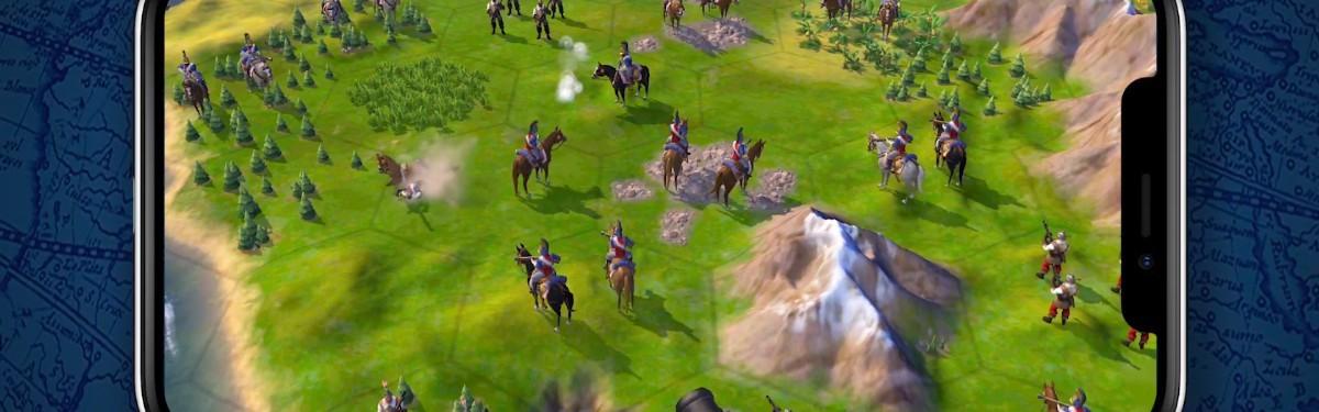 Civilization VI - Появилась версия для iPhone