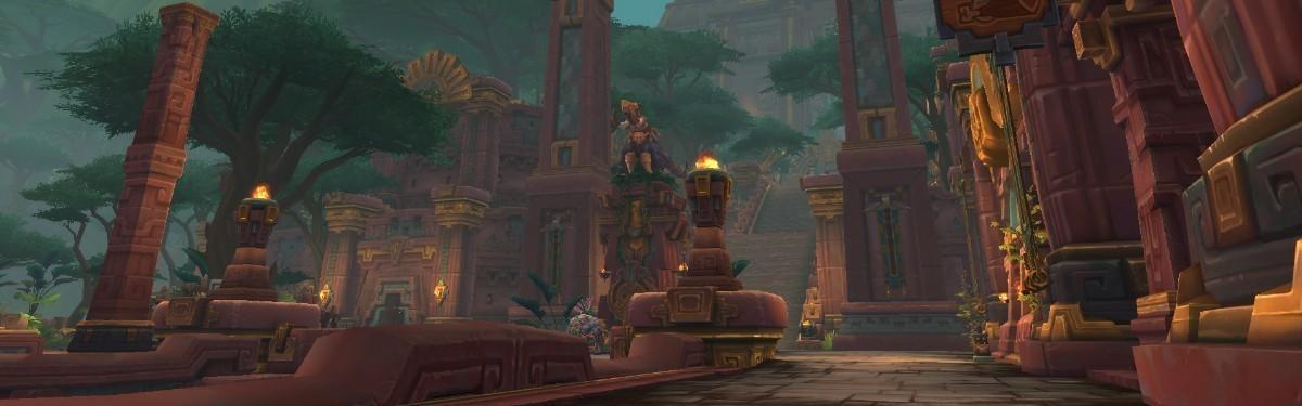 [Стрим] World of Warcraft - И снова подземелья