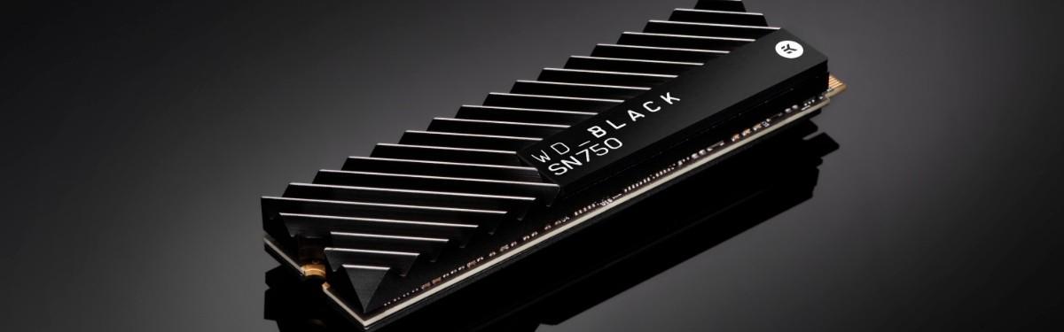 Western Digital выпустила сверхбыстрые NVMe SSD-накопители