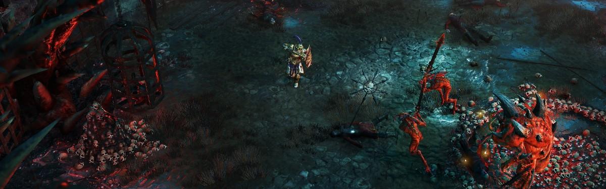 Релиз Warhammer: Chaosbane состоится в начале июня