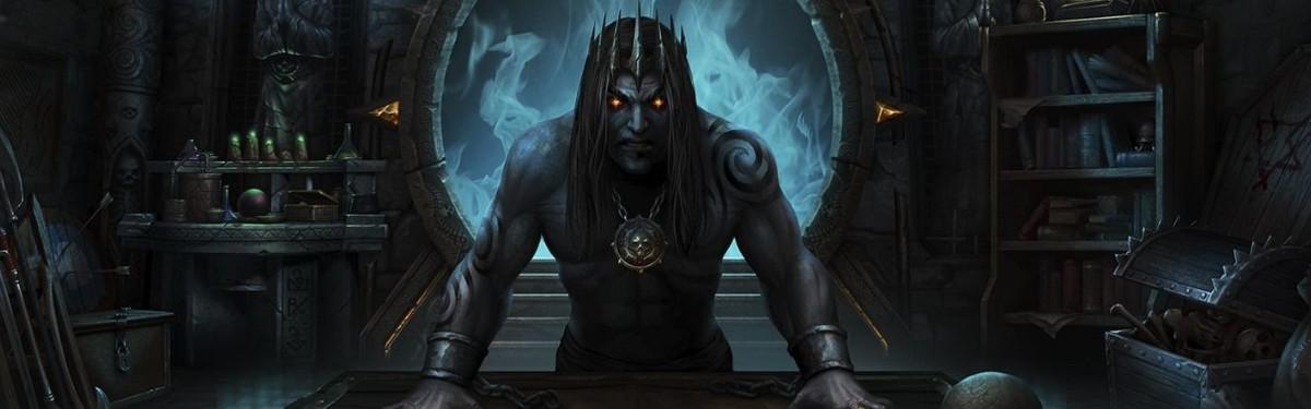 Компания Daedalic Entertainment анонсирует ролевую тактику Iratus: Lord of the Dead