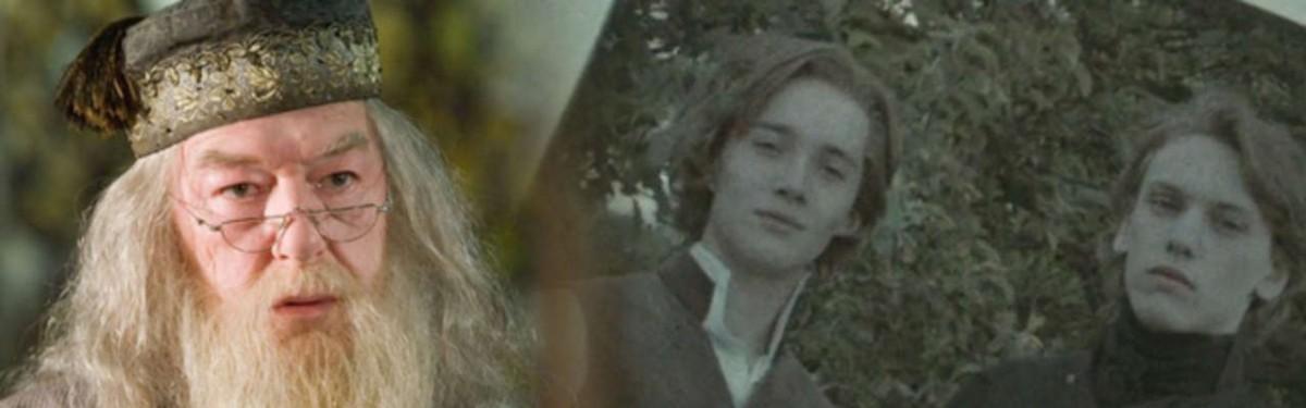 Роулинг и Йейтс рассказали о романтических отношениях Дамблдора и Гриндевальда