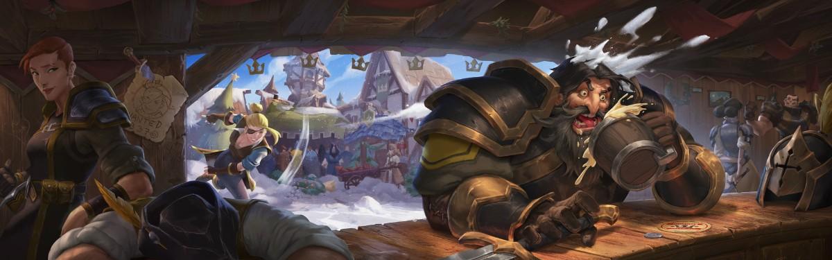 Albion Online - Начались зимние праздники