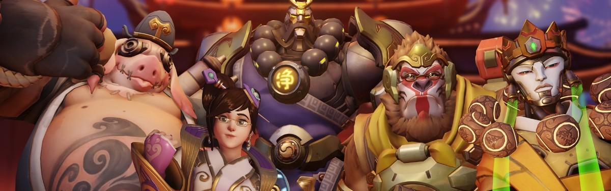 Overwatch - Жнецу предстоит стать китайским генералом