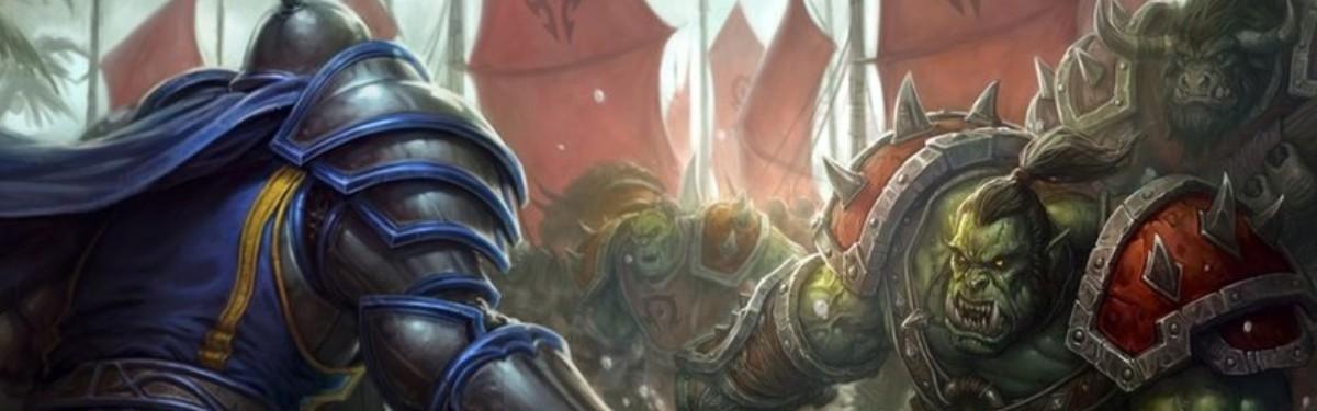 [Стрим] World of Warcraft - Битва за Азерот началась