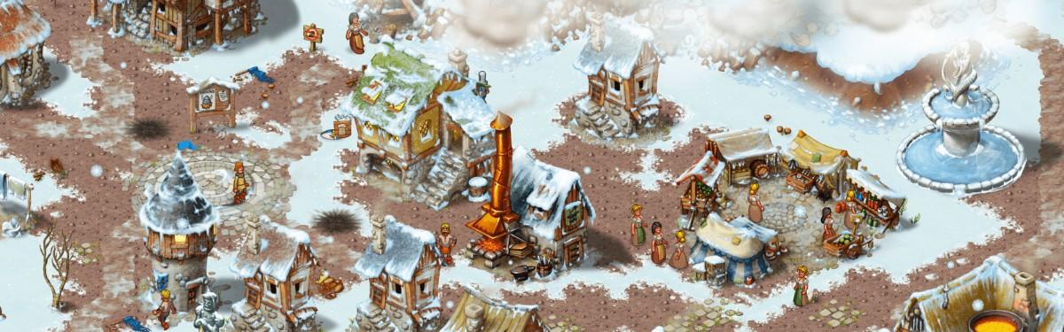 Градостроительный симулятор Townsmen – A Kingdom Rebuilt выйдет 26 февраля