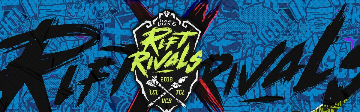 League of Legends - Rift Rivals: Призеры Континентальной Лиги вступают в борьбу