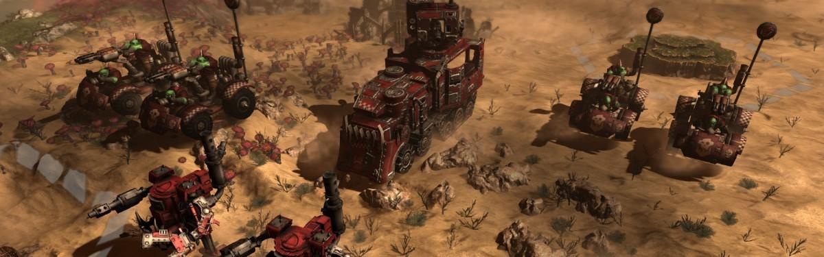 Warhammer 40,000: Gladius - Знакомимся с орками
