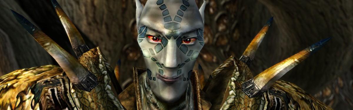В Morrowind сильно улучшили текстуры с помощью нового метода