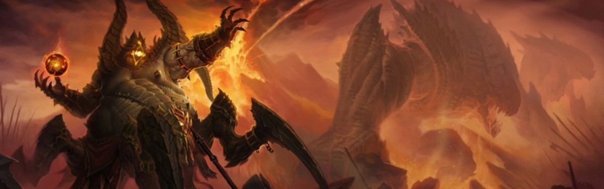 Diablo III - Карманный Азмодан