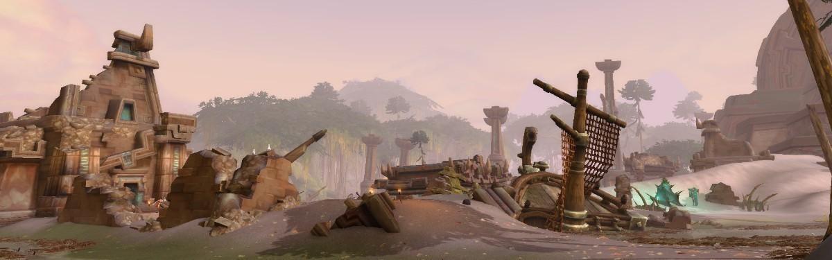 [Стрим] World of Warcraft - Отправляемся в экспедиции